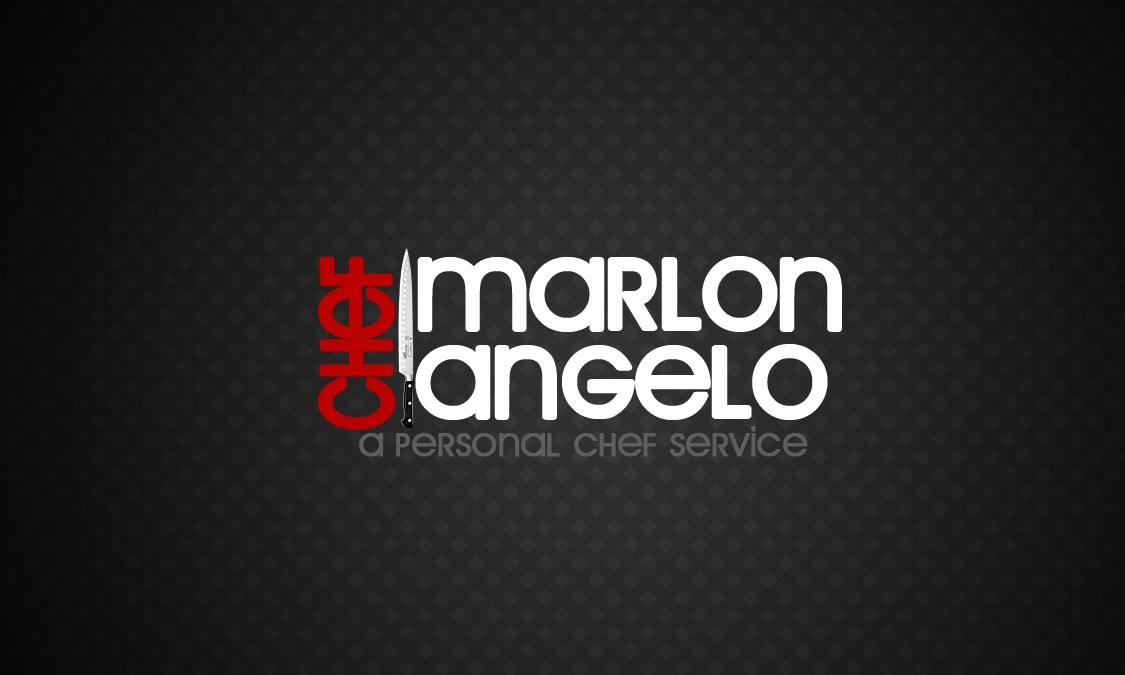 Chef Marlon Angelo
