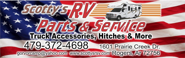 Scotty's RV Parts & Service Inc.