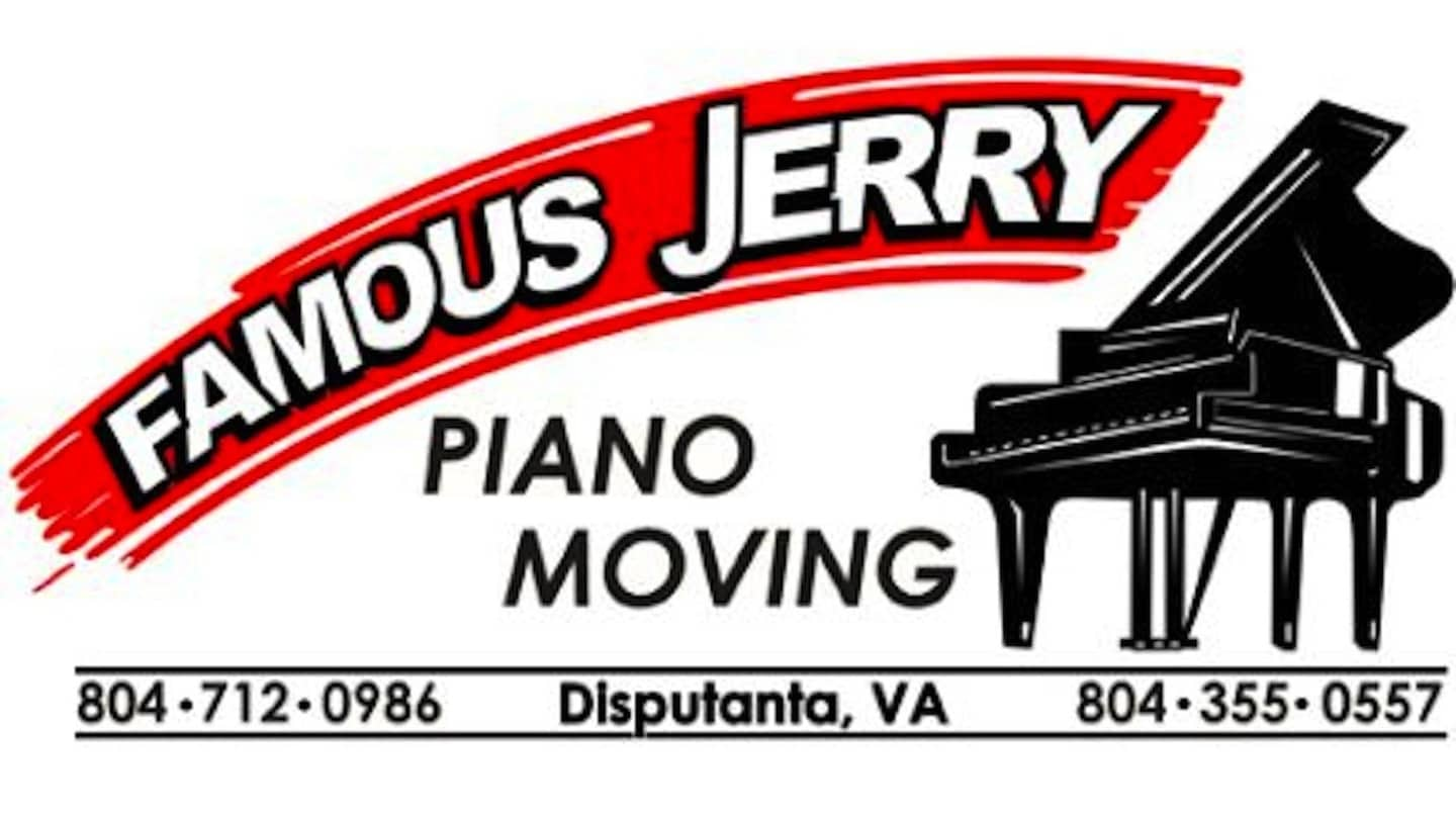 Famous Jerry Piano Moving LLC