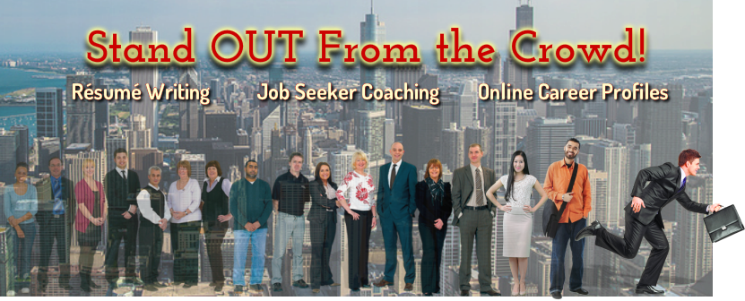 StandOUT From the Crowd - Resume Service& Coaching