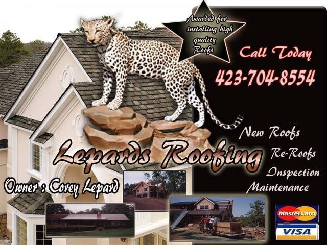 Lepards Roofing and Remodeling