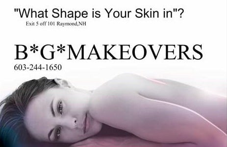 B*G*MAKEOVERS Advanced Skin Care & Day Spa
