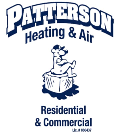 Patterson Heating and Air logo