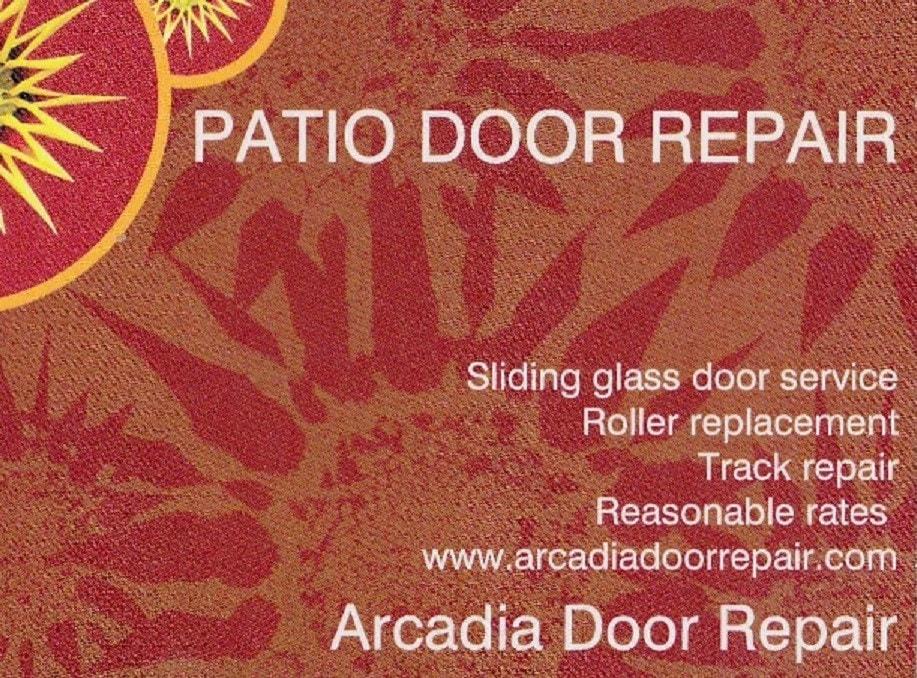 Arcadia Door Repair