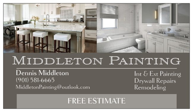 Middleton Painting