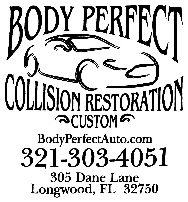 Body Perfect Auto Collision Inc