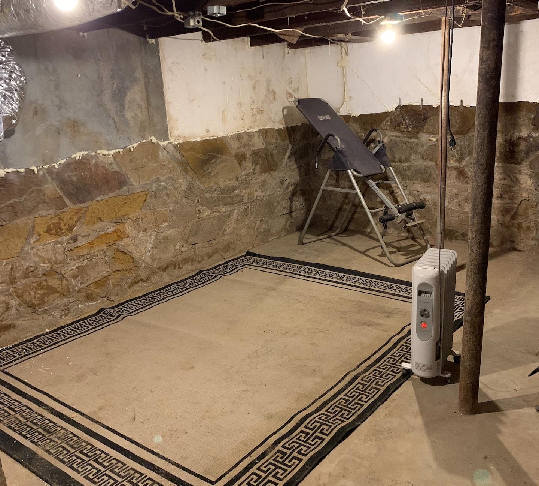 Up grade basement