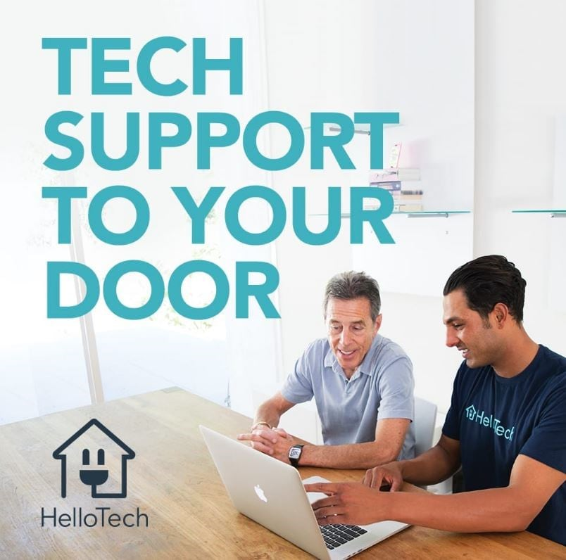 HelloTech: Tech Support To Your Door