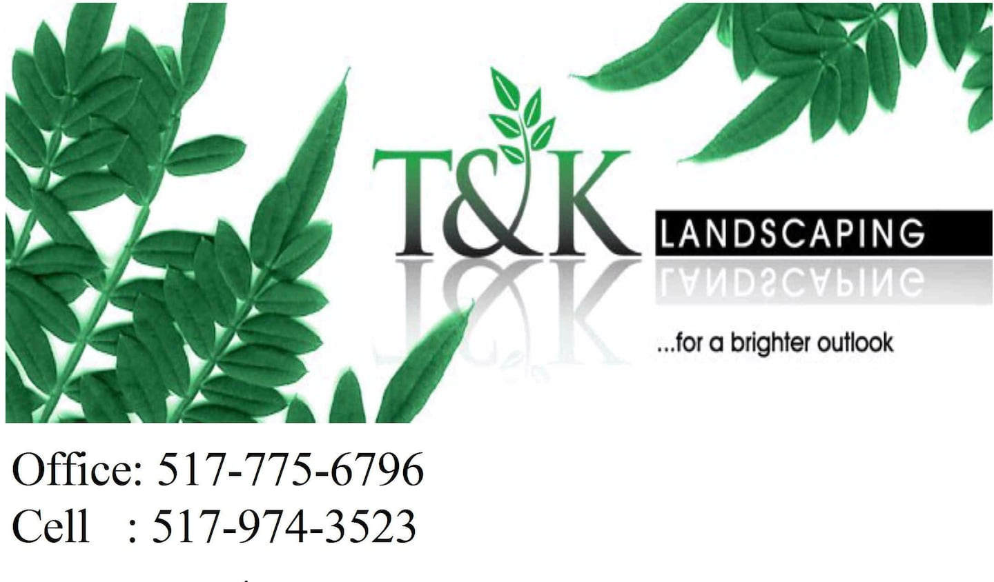 T & K Landscaping & Snow Removal