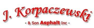 J Korpaczewski & Son Asphalt & Landscaping Inc.