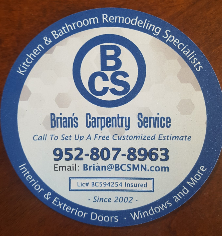 Brian's Carpentry Service