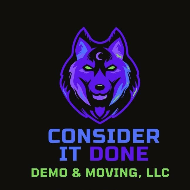 CONSIDER IT DONE DEMO & MOVING LLC