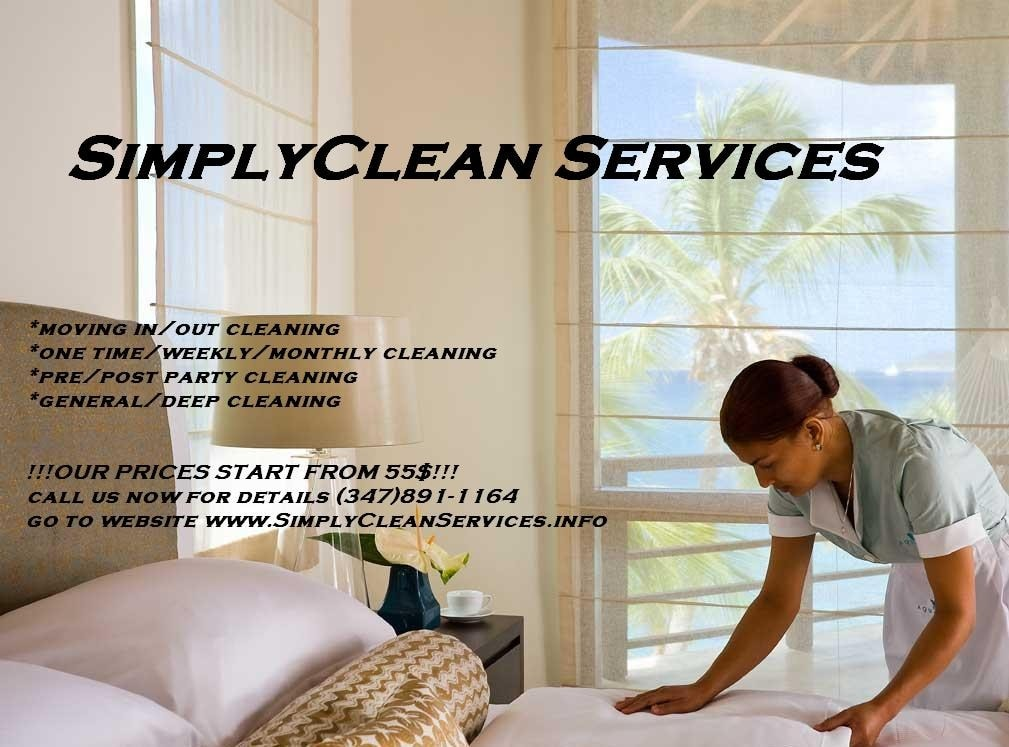 SimplyClean Services