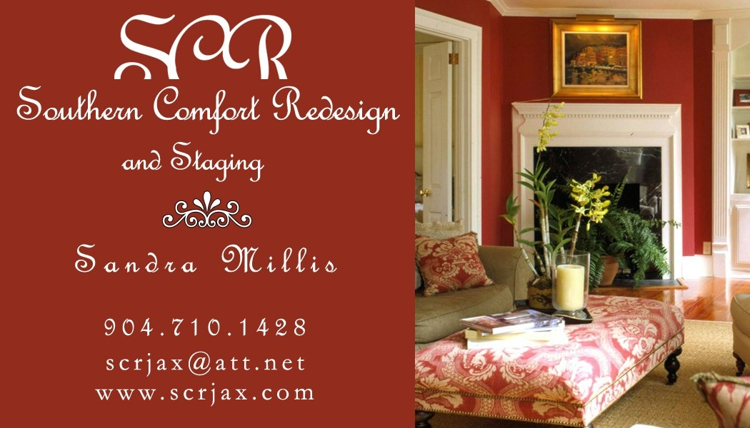 Southern Comfort Redesign & Home Staging