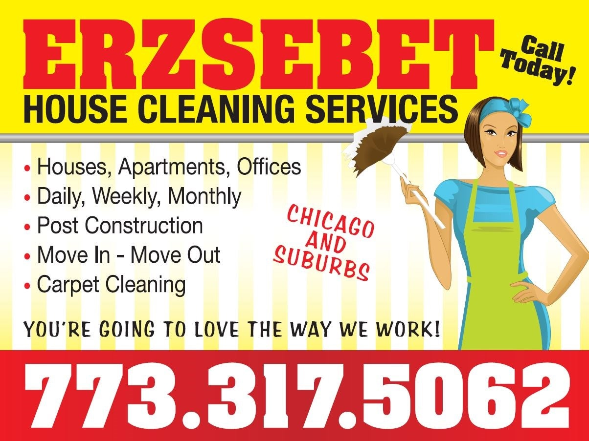 Erzsebet Cleaning Services