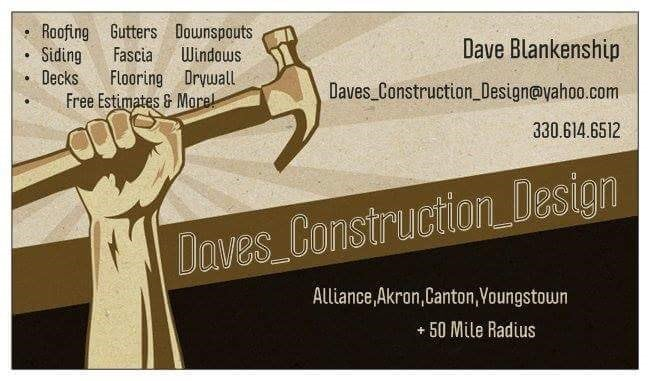 Daves Construction Design LLC