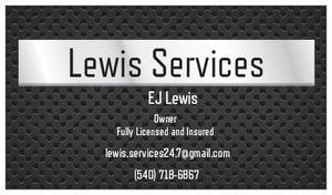 Lewis Services, LLC