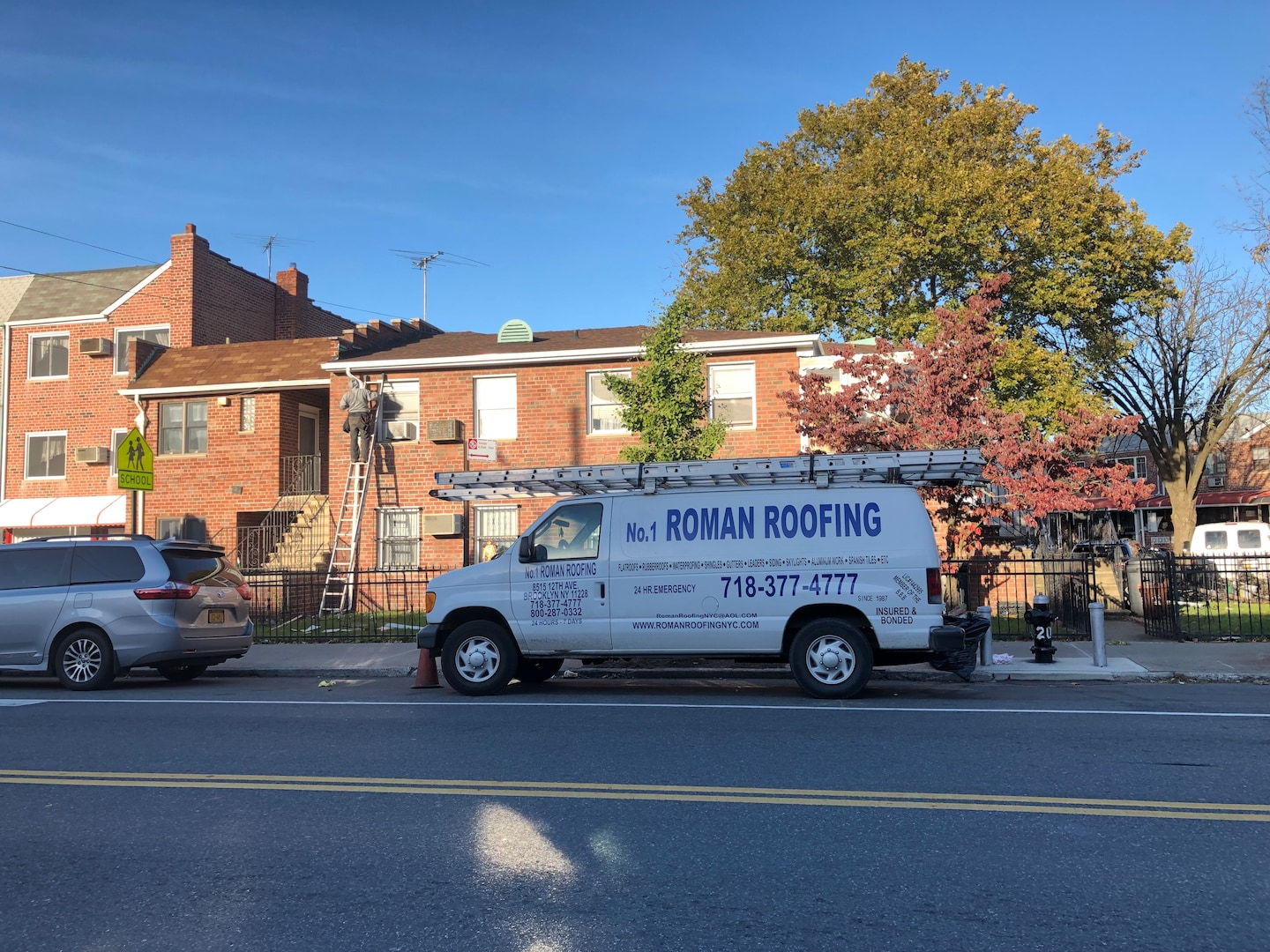Roman Roofing Reviews Brooklyn Ny Angie S List