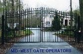Automatic Gates and Access Control