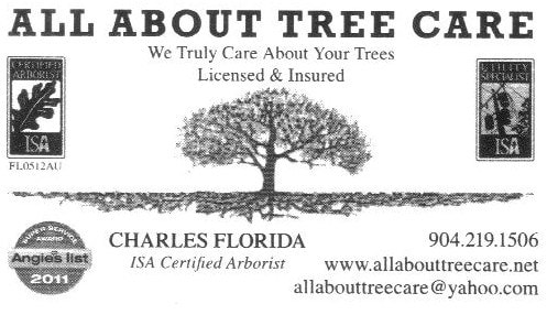 ALL ABOUT TREE CARE INC.