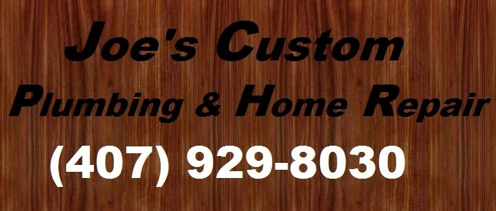 Joe's Plumbing & Custom Home Repair, Inc.