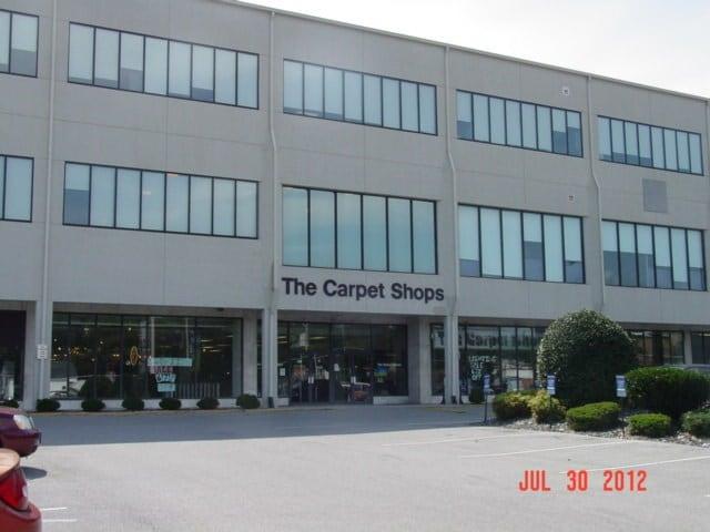 THE CARPET SHOPS