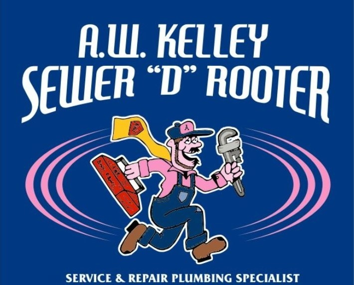 A.W.Kelley Sewer 'D' Rooter Plumbing