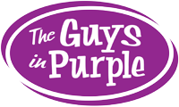 Green Up Lawns & Landscapes - The Guys in Purple