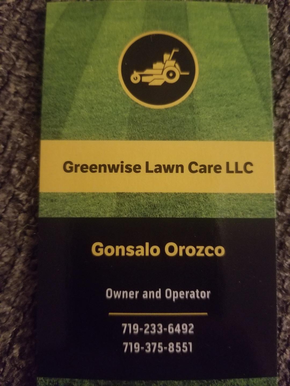 Greenwise Lawncare LLC