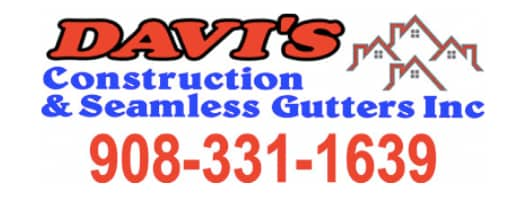 Davi's Construction and Seamless Gutters Inc.