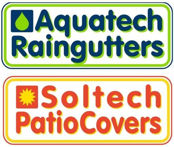 Aquatech Rain Gutters/ Soltech Patio Covers