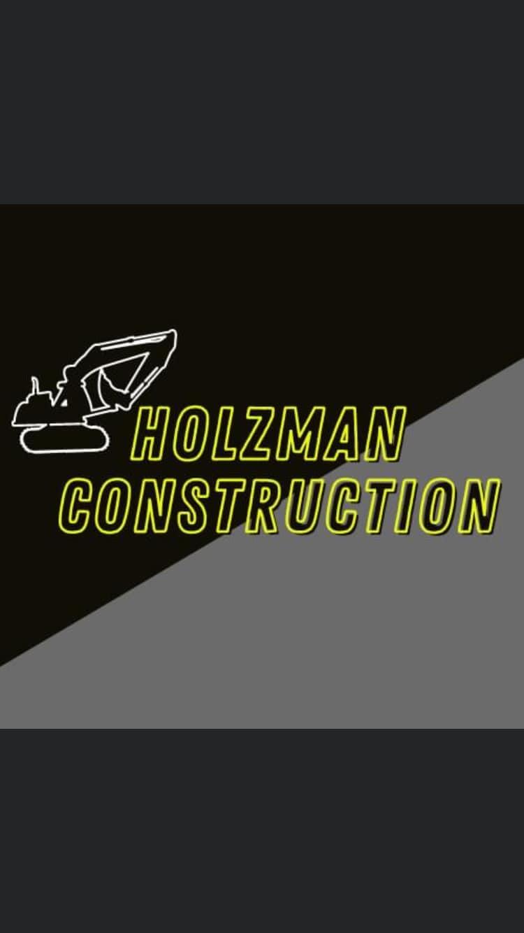 Holzman Construction logo