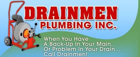 Drainmen Plumbing Inc