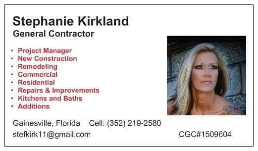 Stephanie Kirkland Builders, Inc.