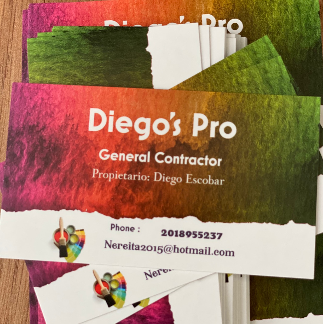 Diego's Pro General Contractor