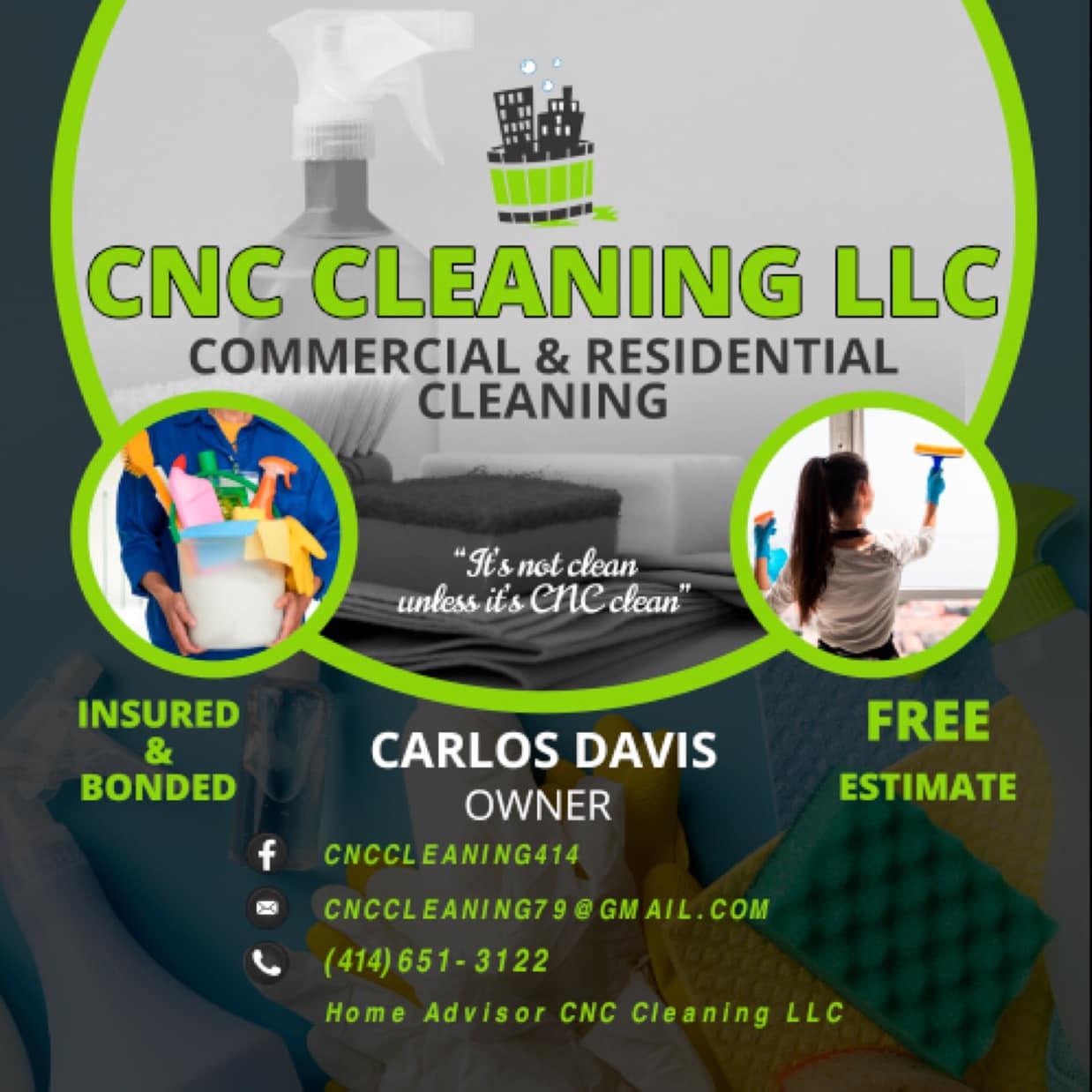 CNC Cleaning LLC.
