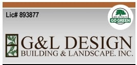 G&L Design Building & Landscape Inc