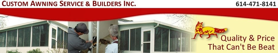 Custom Awning Service & Builders Inc.