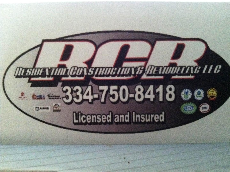RCR Residential Construction & Remodeling LLC