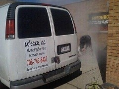 Mark Kolecke Plumbing Inc