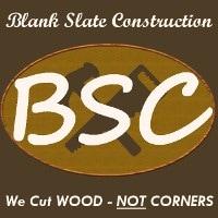 Blank Slate Construction
