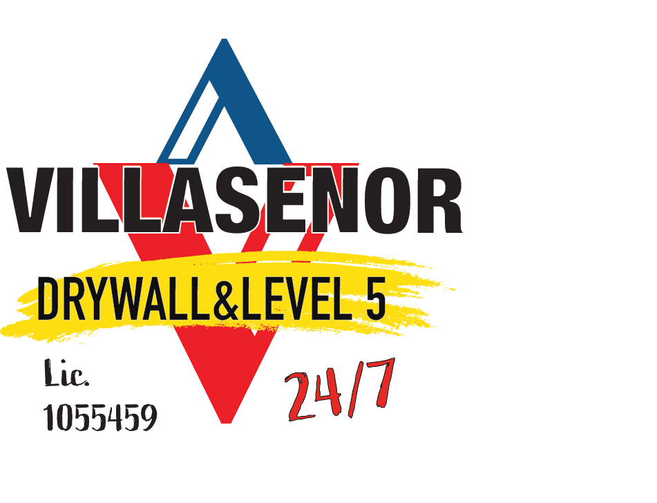 Villasenor Drywall and level 5