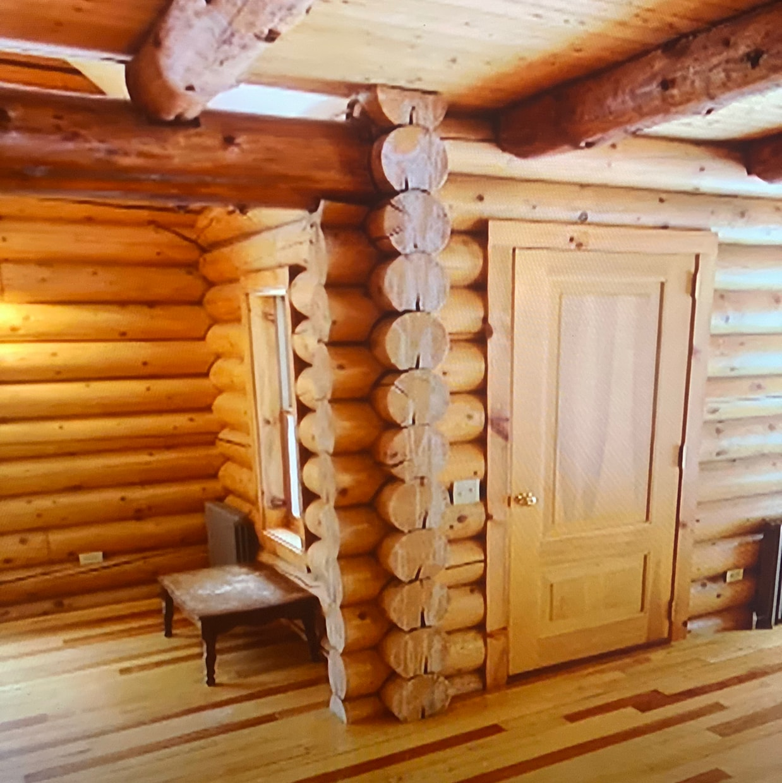 Log Home research & restoration