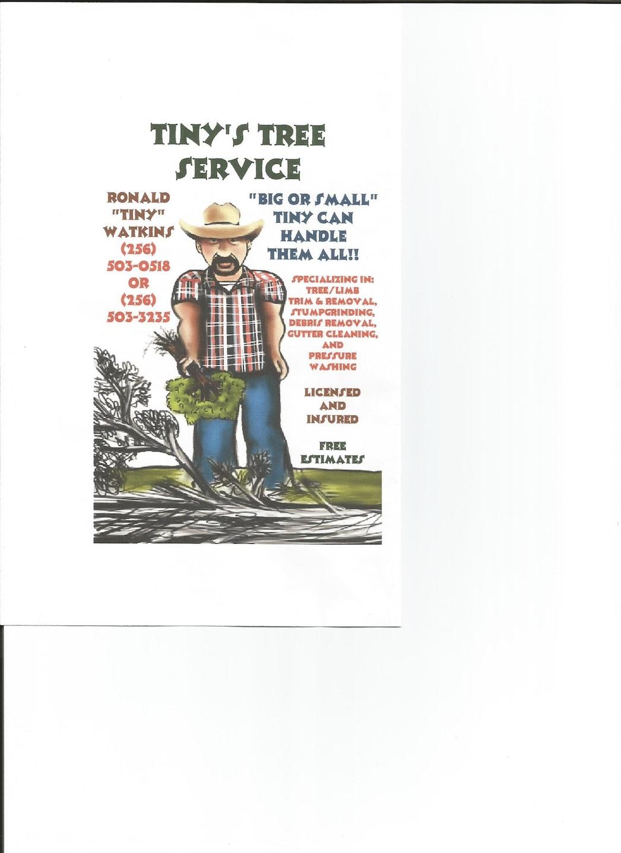 Tiny's Tree Service