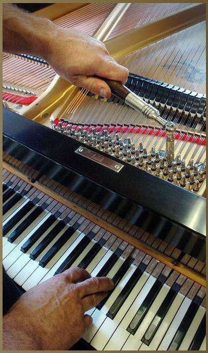 LOUIS A GENTILE PIANO SERVICE