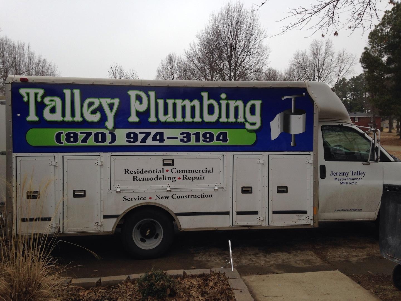 Talley plumbing