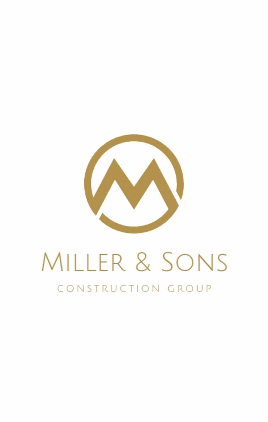 Miller and Sons Construction