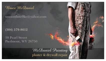 McDaniel painting