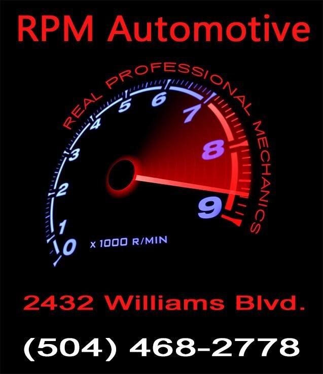 Rpm Automotive Reviews Kenner La Angie S List