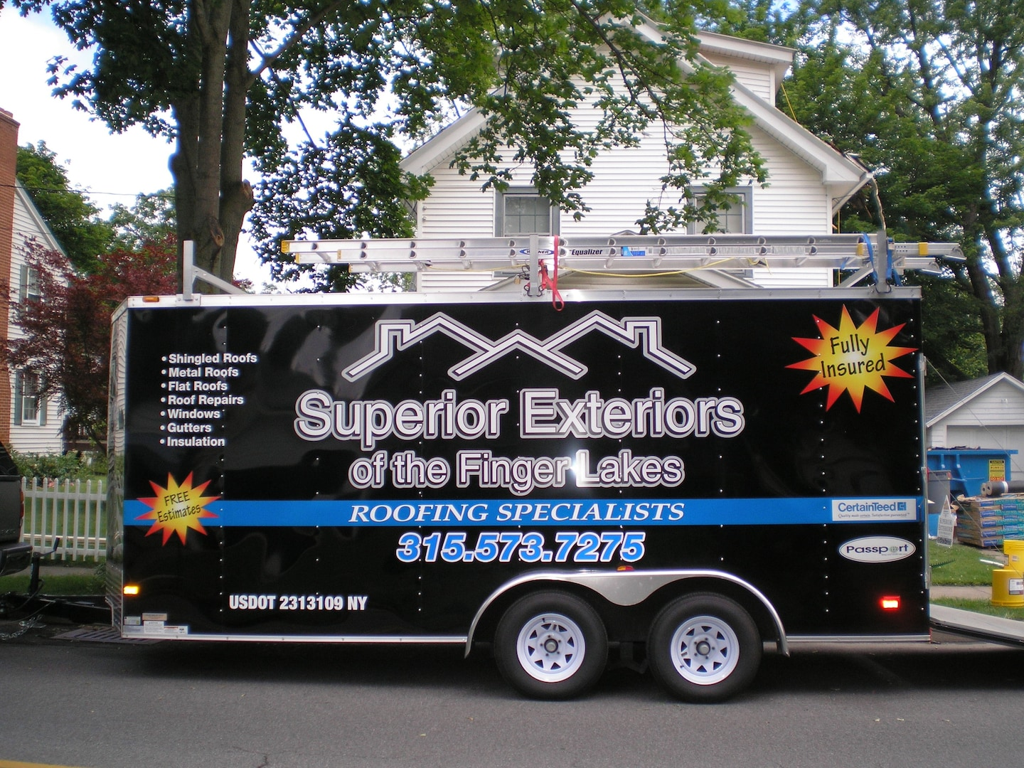 Superior Exteriors of the Finger Lakes
